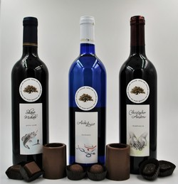 Chocolate & Wine Tasting Kit